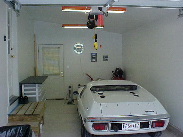 Lotus europa the garage project for Garage lotus
