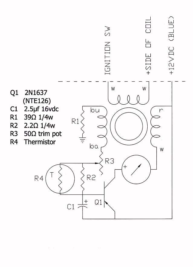 12v Toggle Switch Wiring Diagram Radiator Fan