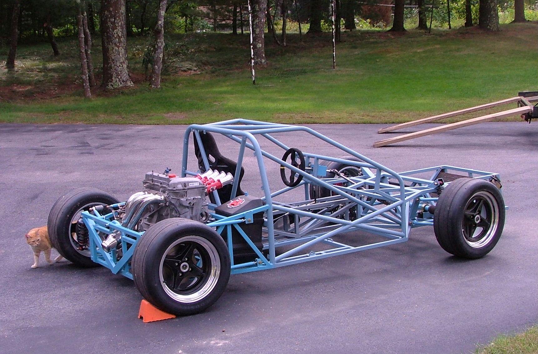Single Seat Race Car